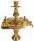 Подсвечник напольный - 55 (40 свечей) (верх)