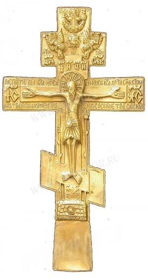 Напрестольный крест №0-48
