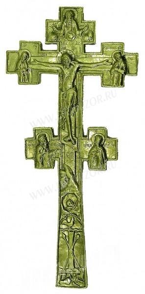 Напрестольный крест -Свв. Константин и Елена