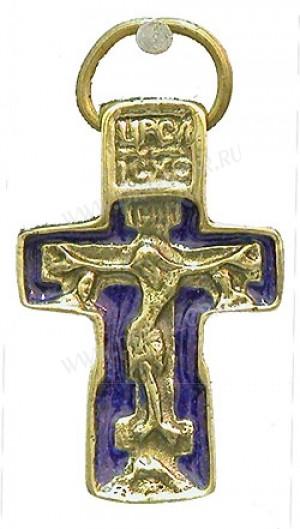 Православный нательный крест №12