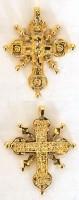 Православный нательный крест №19
