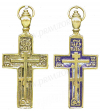Православный нательный крест №22