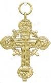 Православный нательный крест №30