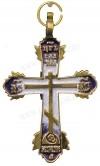 Православный нательный крест №32