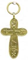 Православный нательный крест №213
