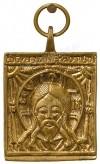 Православный нательный образок: Нерукотворный образ - 3