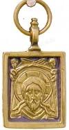Православный нательный образок: Нерукотворный образ - 4