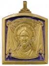 Православный нательный образок: Нерукотворный образ - 5