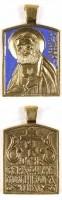Православный нательный образок: Преп. Серафим Саровский