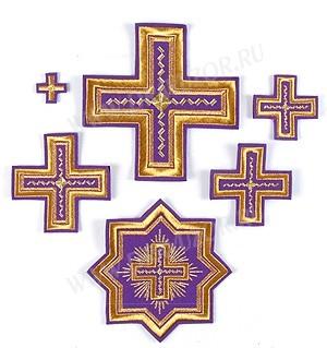 """Вышитые кресты """"Северные"""""""