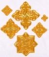 """Вышитые кресты """"Саров"""""""