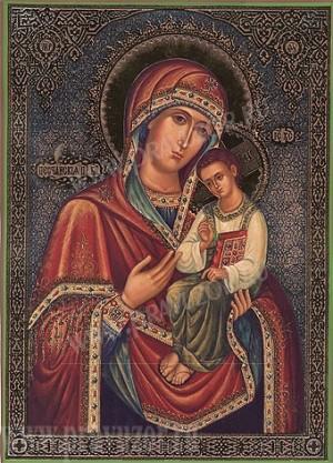 """Образ: """"Песчанская"""" икона Пресвятой Богородицы"""