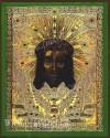 Икона: Спас Нерукотворный (в терновом венце)