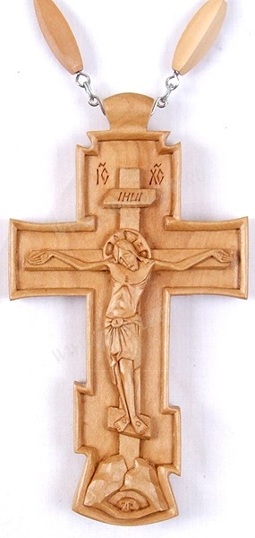 Наперсный крест №90