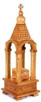 Дарохранительница резная деревянная №4