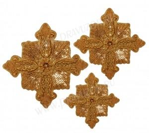 Кресты ручной вышивки №Д149