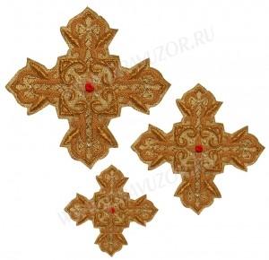 Кресты ручной вышивки №Д151