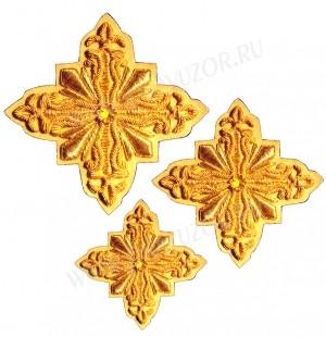 Кресты ручной вышивки №Д174
