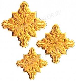 Кресты ручной вышивки №Д178