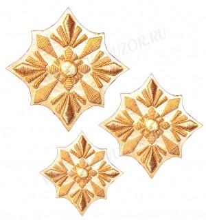 Кресты ручной вышивки №Д179