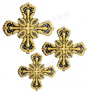 Кресты ручной вышивки №Д184