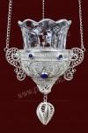Филигранная подвесная лампада №13-14