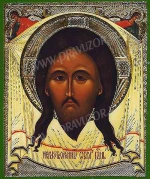 Икона: Нерукотворный образ Спасителя - 4