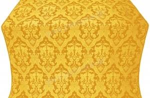 """Шёлк """"Брянск"""" (жёлтый/золото)"""