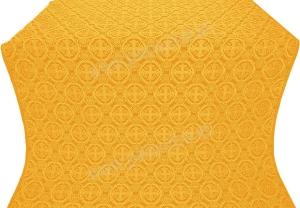 """Шёлк """"Пасхальное яйцо"""" (жёлтый/золото)"""