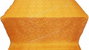 """Парча """"Старо-греческая"""" (жёлтая/золото)"""