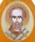 """Русское архиерейское облачение - шёлк Ш3 """"Острожский"""" (жёлтое-золото) вид сзади, деталь, обиходная отделка"""