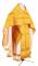"""Русское архиерейское облачение - шёлк Ш4 """"Дон"""" (жёлтое-золото), обиходные кресты"""