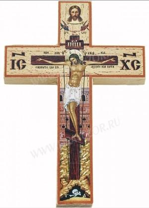 Крест напрестольный - 9