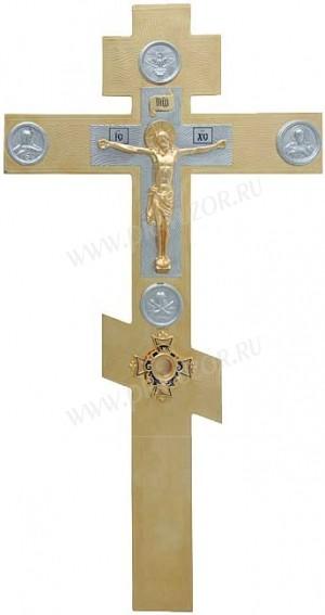 Крест напрестольный №2-9