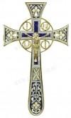 Крест напрестольный - Мальтийский №2