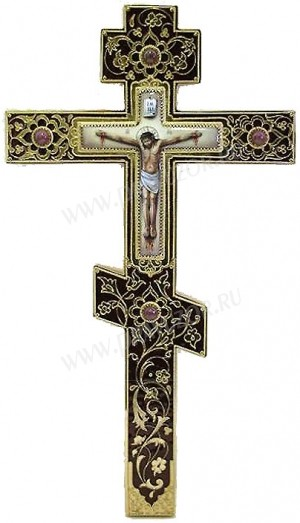 Крест напрестольный - 36