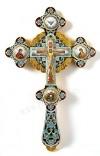 Крест напрестольный - 1