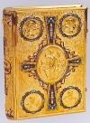 Оклад для Евангелия ювелирный №4b