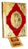 Оклад для Евангелия ювелирный - 17