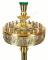 Подсвечник напольный - 45 (35 свечей) (верх)