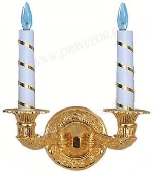 Лампа настенная - 14 (2 свечи)