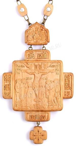 Крест священника наперсный - 253