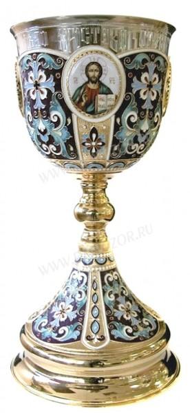 Богослужебный потир (чаша) - 9 (1.5 L)