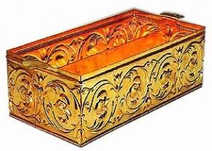 Ящик для огарков - 1