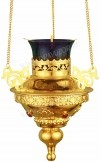 Церковная лампада №9