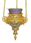 Церковная лампада №3