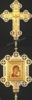 Крест-икона запрестольные №2-3