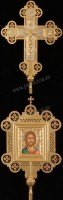 Крест-икона запрестольные №2-1