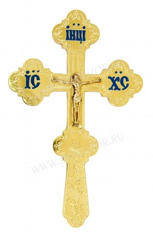 Крест напрестольный №17
