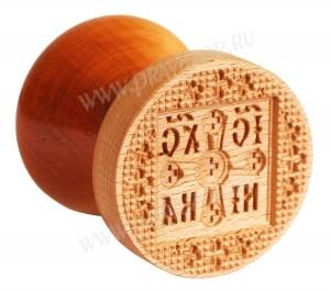 Печать для просфор НИКА №25 (60 мм)